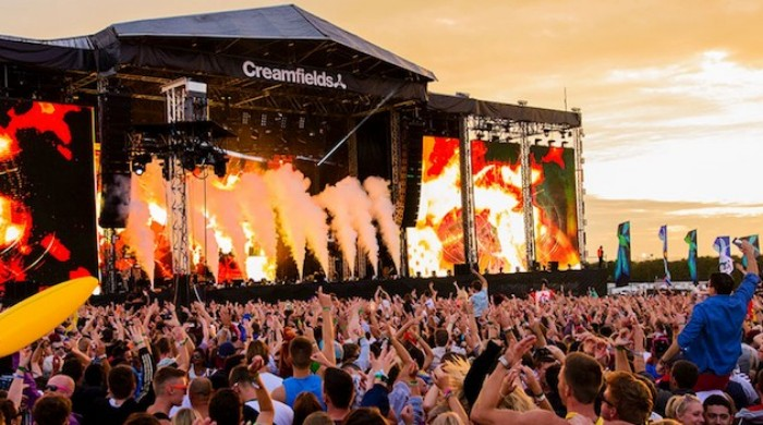 Man jailed for raping woman in her tent at Creamfields Festival