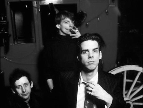 Remembering Nick Cave, Mark E. Smith and Shan MacGowan arguing over drinks in this 1989 NME feature