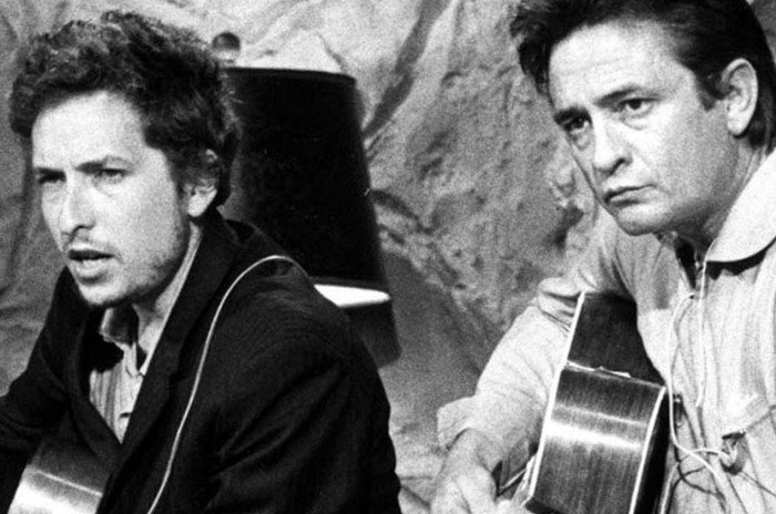 Delving into the Far Out Vault we've found a gem of a cover by Johnny Cash and June Carter who took on Bob Dylan's iconic track 'It Ain't Me Babe'.