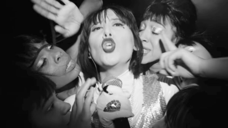 Spike Jonze directs Karen O and Danger Mouse live performance