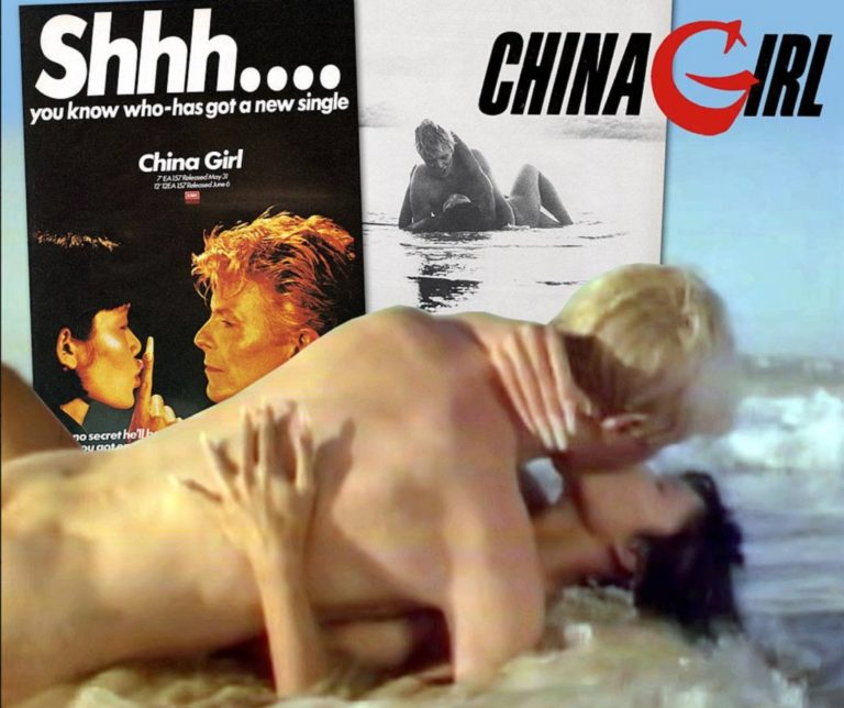 Uncensored version of David Bowie's controversial 'China Girl' video released