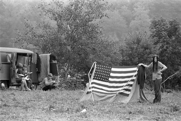 Baron Wolman's Stunning images of Woodstock Festival 1969 offer an unabashed view of a moment in time