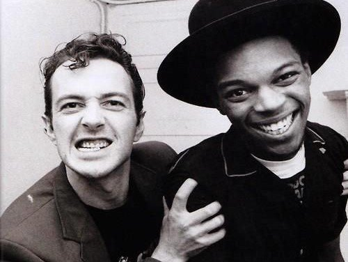 Remembering the moment Ranking Roger joined The Clash to cover 'Police & Thieves' in 1981
