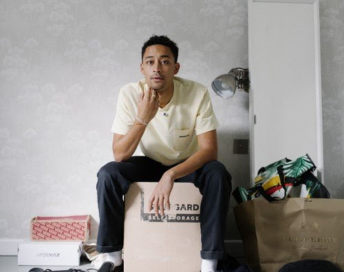 Loyle Carner has announced a new album 'Not Waving But Drowning'