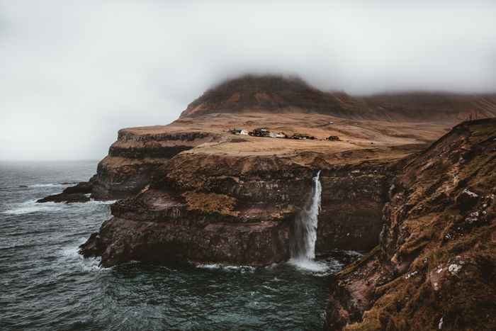 Exploring the vast, rolling hills of the Faroe Islands 8