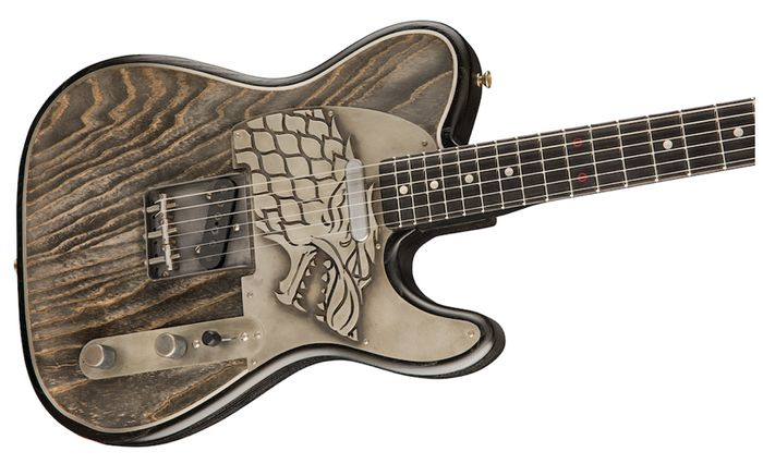 Fender now selling Game of Thrones guitars for $25,000