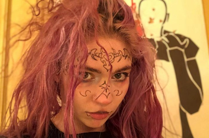"Grimes calls previous album 'Art Angels' ""a piece of crap"" and ""a stain on my life"""