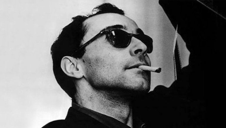 Jean-Luc Godard presented with the 2019 FIAF Award