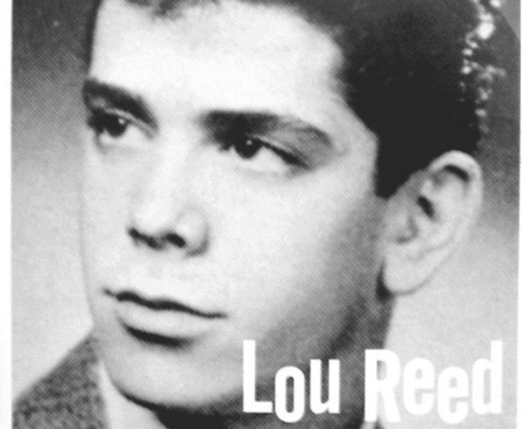 Listen to a teenage Lou Reed singing doo-wop music in his first ever band 'The Jades'