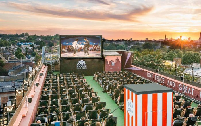 London Rooftop Film Club announces 2019 summer schedule