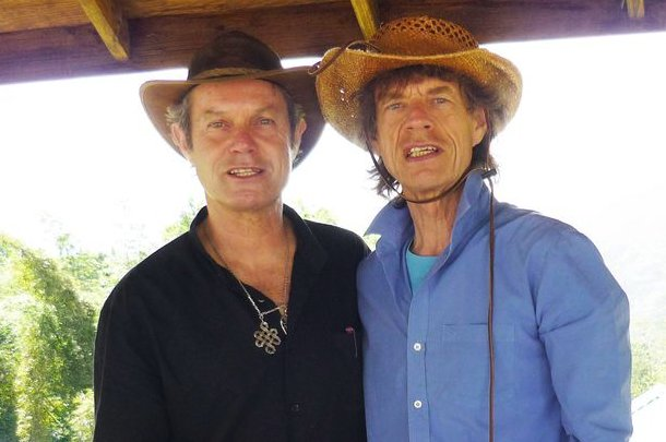 Mick Jagger's brother speaks out after health scare