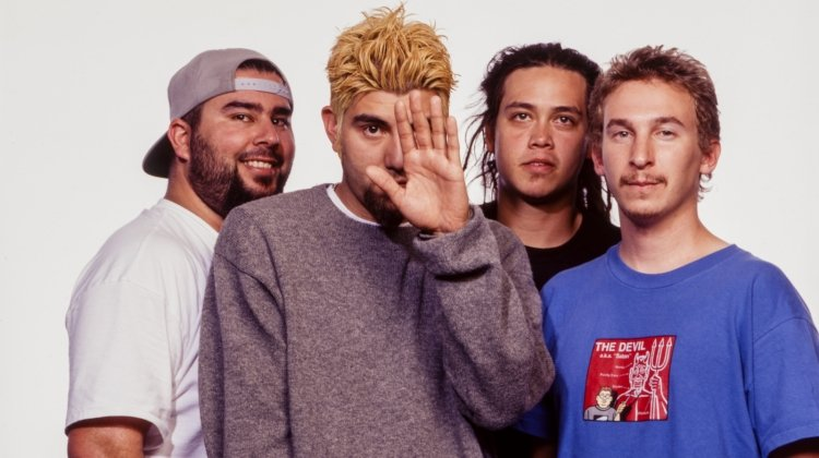 Watch rare footage of Deftones performing 'Be Quiet And Drive (Far Away)' from 1997
