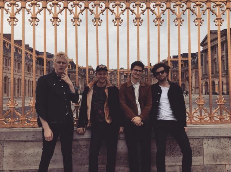 Premiere: Danish band Masasolo with the fuzzed out 'You Got That Something'