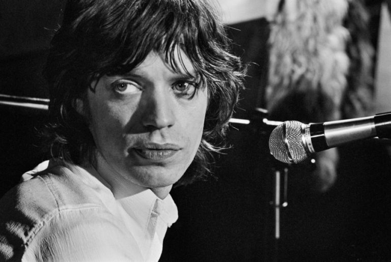 Watch The Rolling Stones perform 'Brown Sugar' at London's Marquee Club in 1971