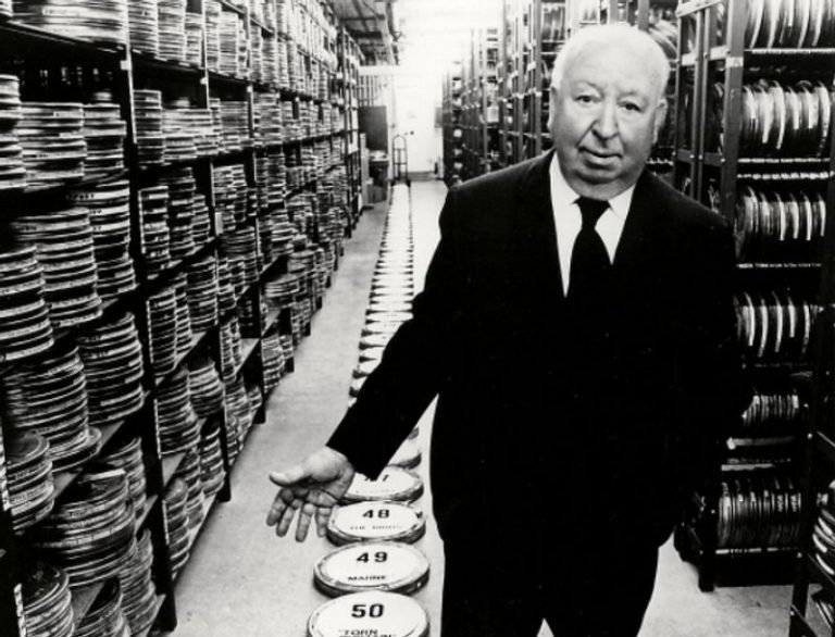 Alfred Hitchcock's 7-minute masterclass on film editing