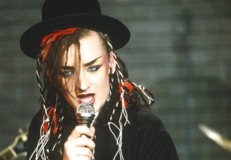 Boy George biopic is in the works