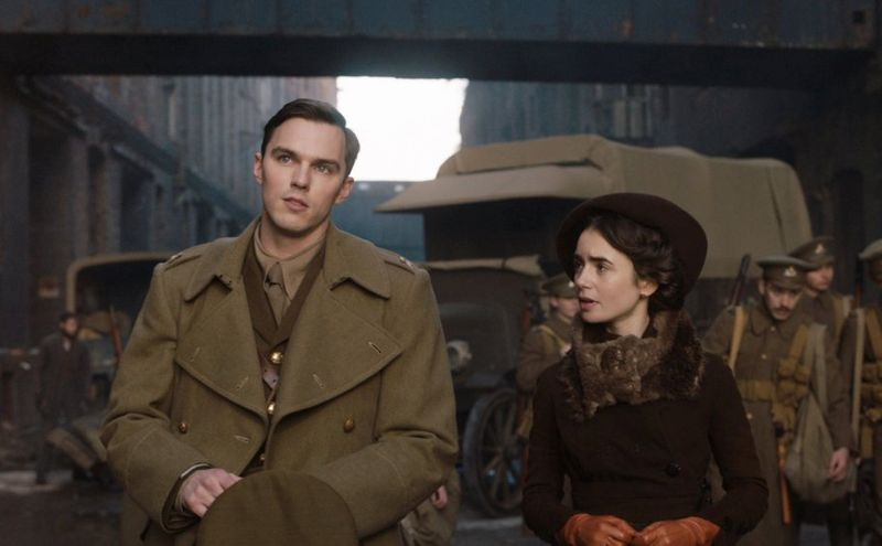 Film Review - 'Tolkien' starring Nicholas Hoult and Lily Collins