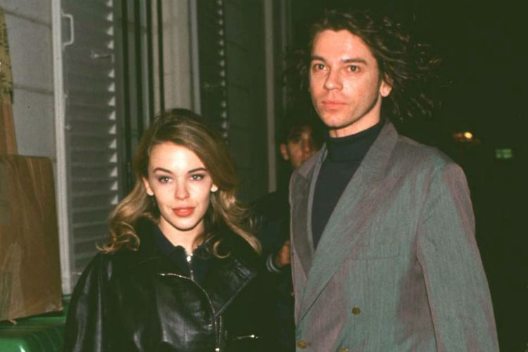 """Kylie Minogue discusses """"doomed"""" relationship with INXS' Michael Hutchence"""