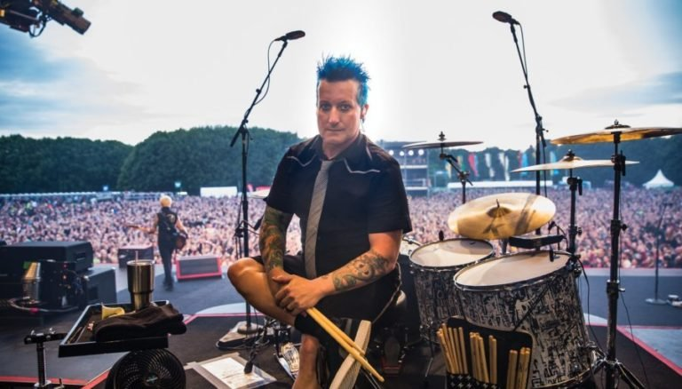 Tre-cool woodstock 94 green day