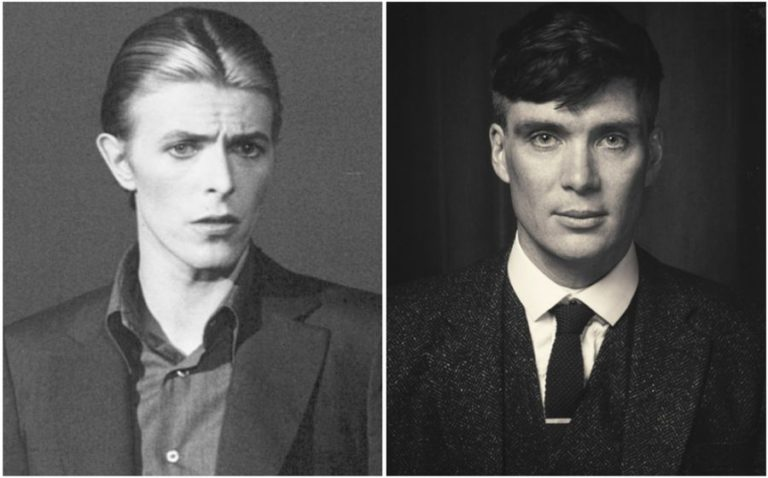 Cillian Murphy - I gave David Bowie my Peaky Blinders cap