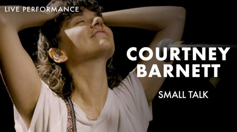 Courtney Barnett shares two new live performances films | Watch