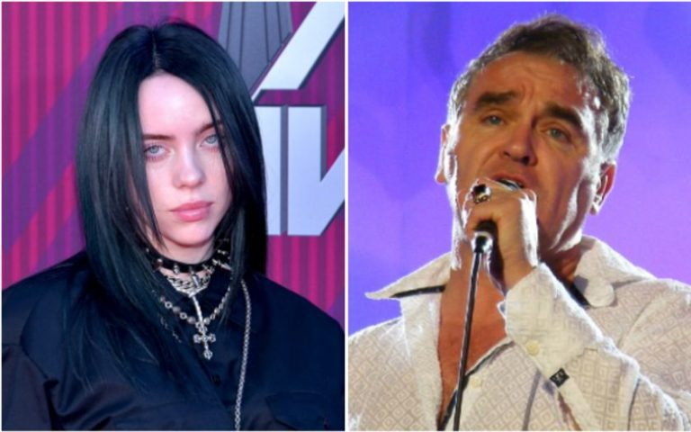 Dave Grohl compares Billie Eilish to Morrissey