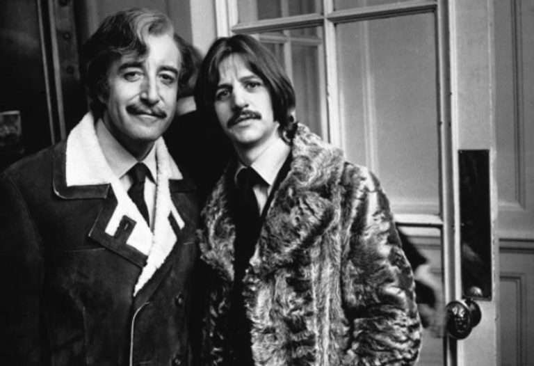 Enjoy Peter Sellers performing The Beatles 'A Hard Day's Night' in a Shakespearean voice
