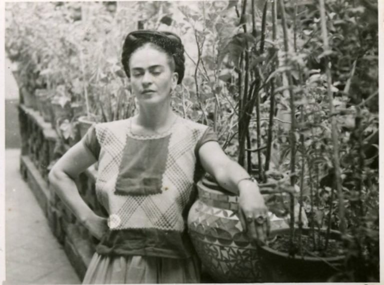 Frida Kahlo's only known voice recording unearthed in Mexico