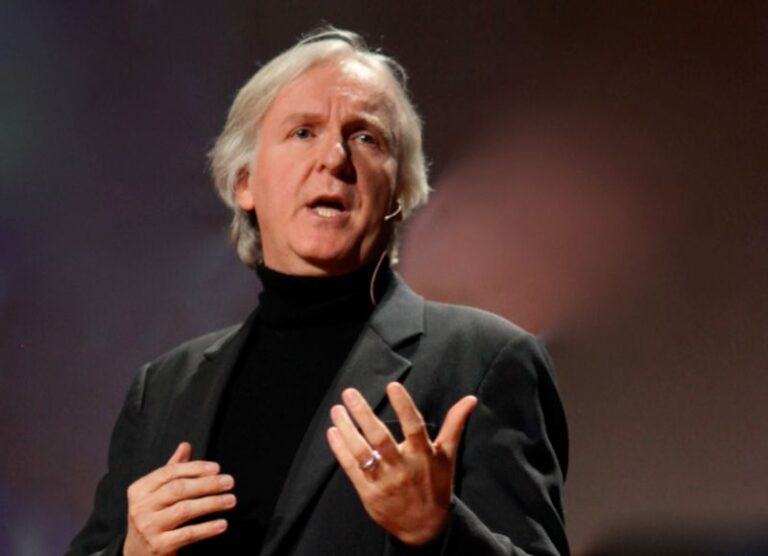James Cameron lists his 5 favourite films of all time