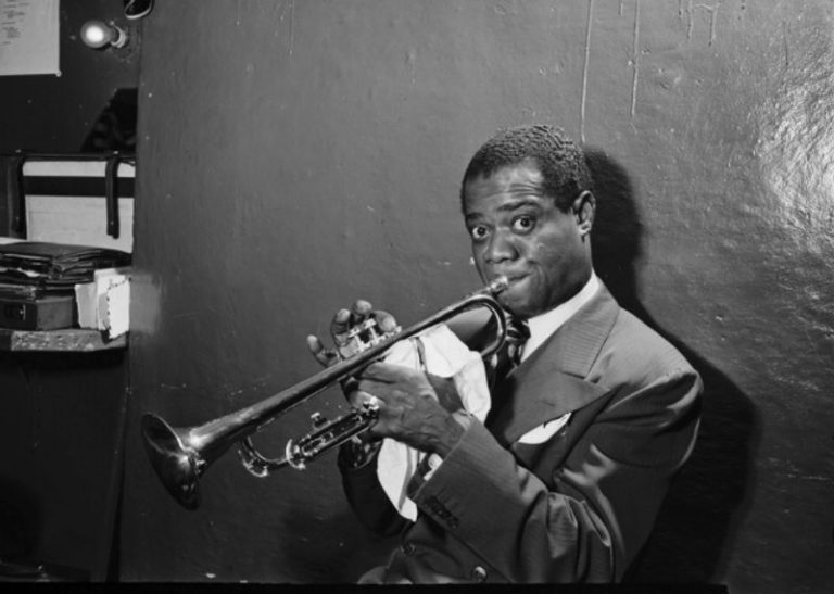 Jazz journalist finds rare footage of 14-year-old Louis Armstrong