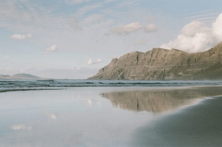 Moments on film: Exploring Lanzarote on analogue
