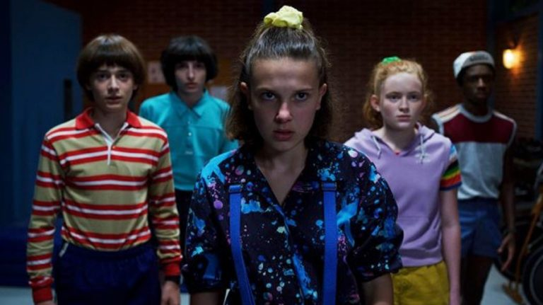 Stranger Things 3 score gets exclusive multi-coloured vinyl release