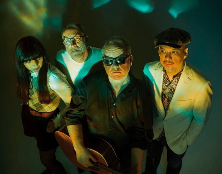Pixies release new album 'Beneath the Eyrie'