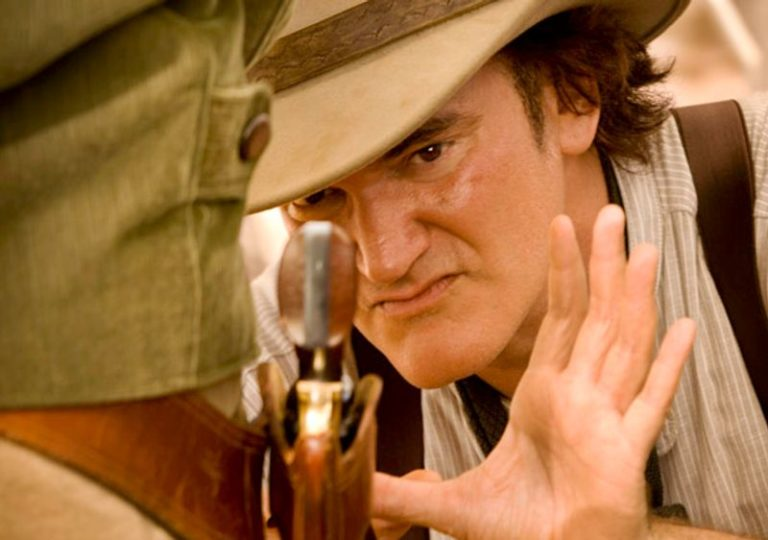 Quentin Tarantino is working on a 'Django_Zorro' crossover film