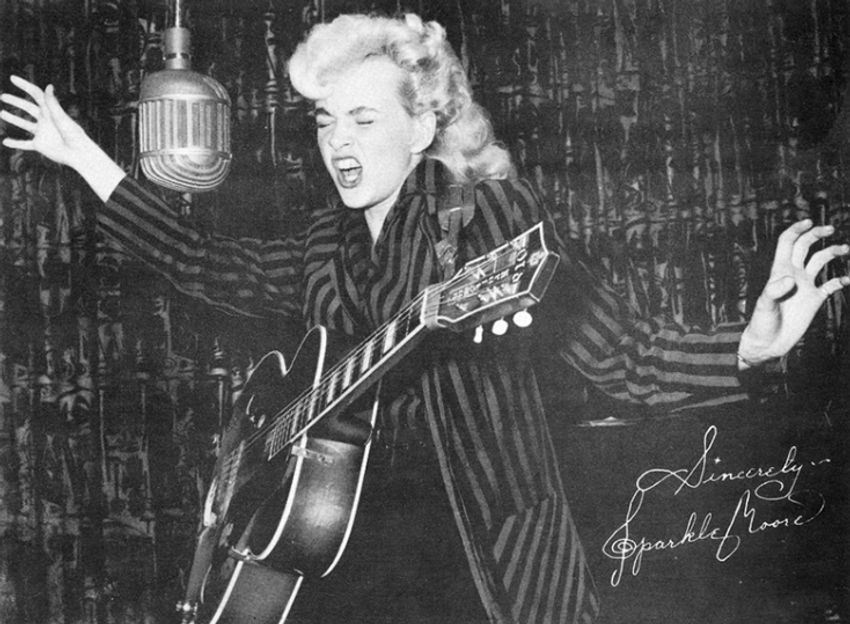Remembering the overlooked women who helped create rock and roll in the 1950s