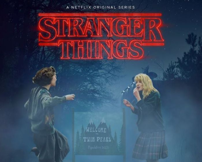 Stranger Peaks: Somebody mashed up themes from 'Stranger Things' and 'Twin Peaks' and it is perfect