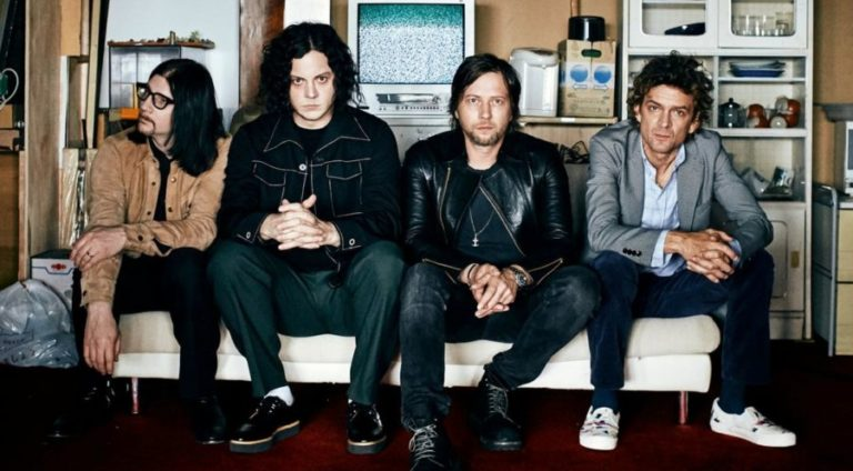 "The Raconteurs album was delayed because Jack White ""started doing heroin"""