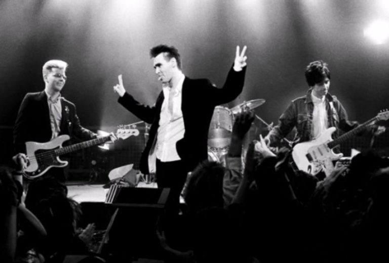 The SMiths last ever live show