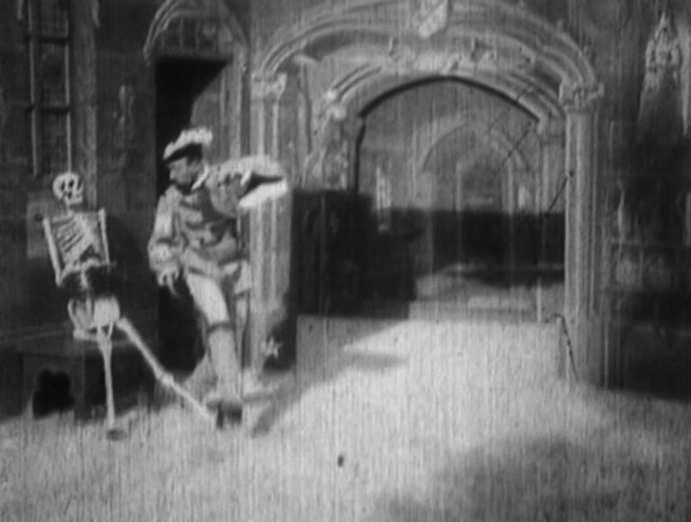 Watch the first horror film ever made, George Méliès' 'The House of the Devil', 1896