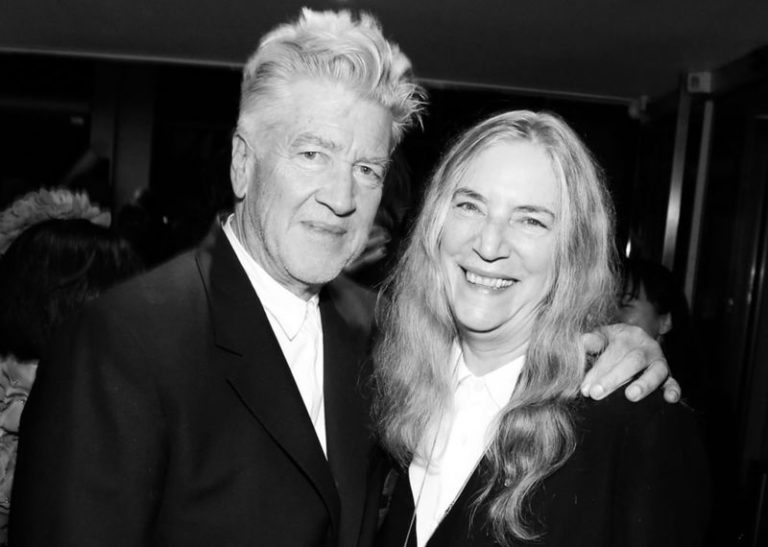 When Patti Smith and David Lynch interviewed each other