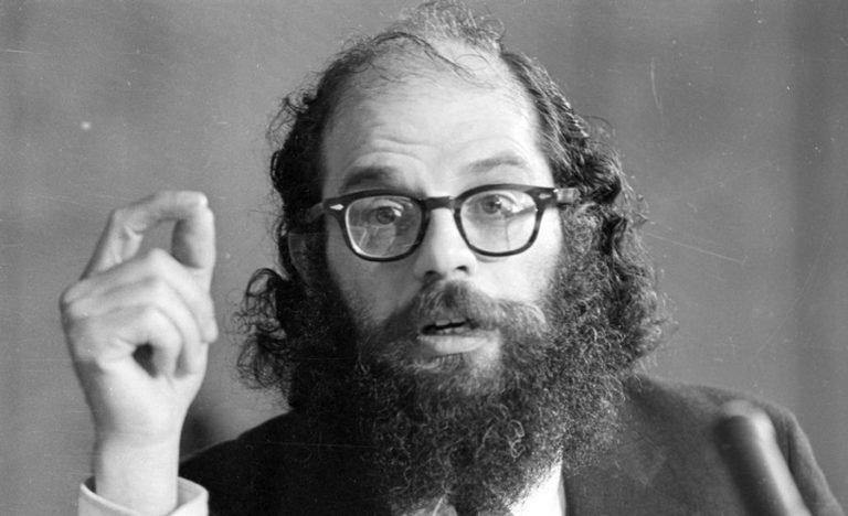 A list of Allen Ginsberg's top 10 favourite films