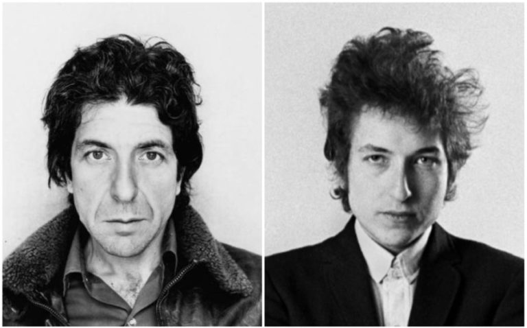 Bob-Dylan-covering-Leonard-Cohen-song-Ha
