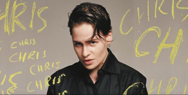 """Christine And The Queens call for women to be given """"technical jobs"""" in music"""