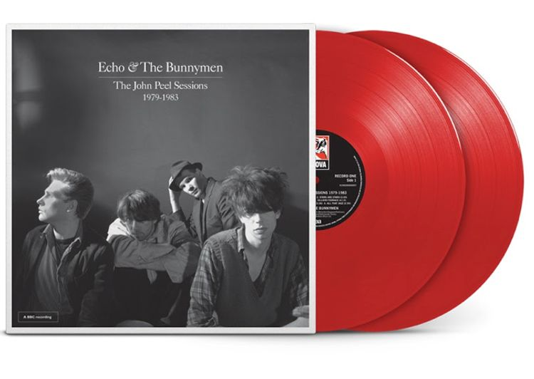Echo and The Bunnymen to release 'The John Peel Sessions 1979-1983' vinyl edition