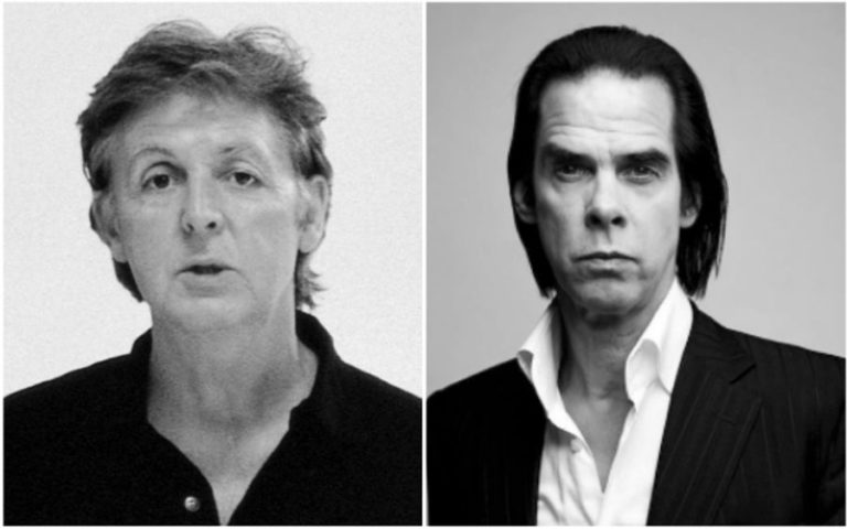 Enjoy Nick Cave's dreamy cover of The Beatles hit 'Let It Be'
