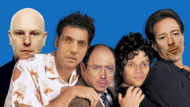 Enjoy the beauty of Radiohead combined with the Seinfeld theme