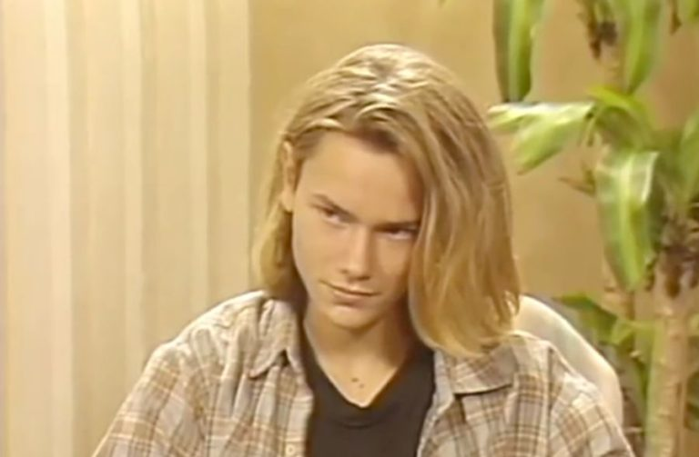 Enjoy this wonderfully sincere interview with a young River Phoenix, 1988