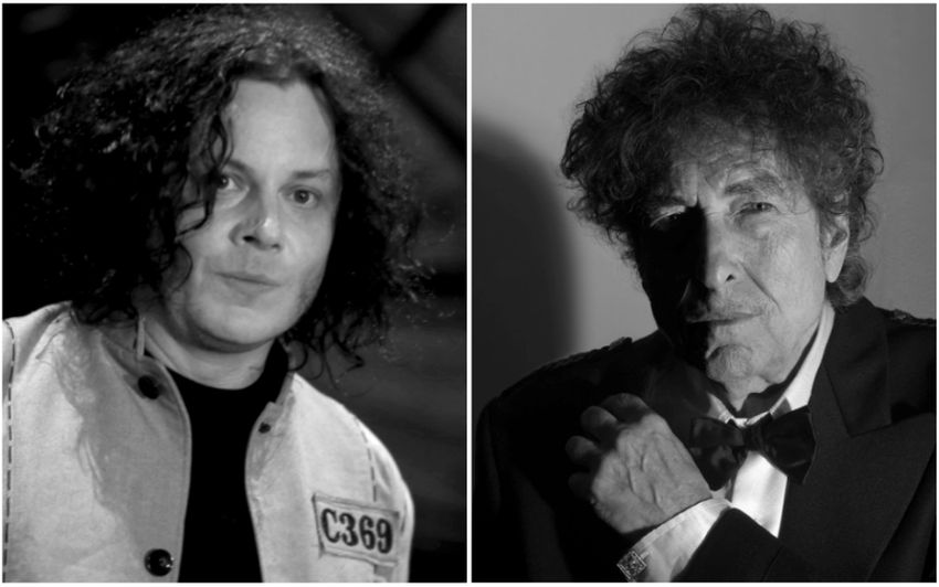 Jack White hints at collaboration with his mentor Bob Dylan