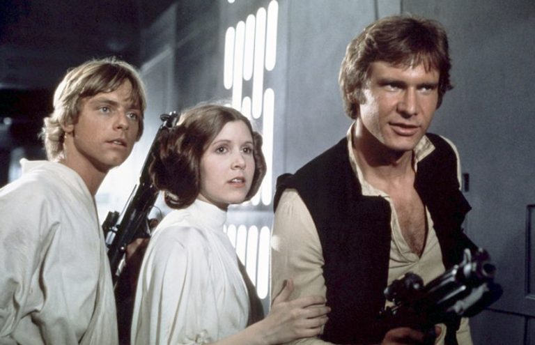 Mark Hamill releases rare footage of 'Star Wars' screen test with Harrison Ford