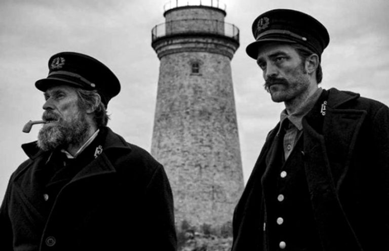 Robert Pattinson and Willem Dafoe star in new 'The Lighthouse' trailer